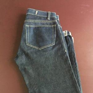 YMC Raw Denim Selvedge/Selvage Men's Jeans size 28